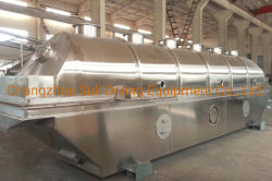 Zlg de sucre en poudre /sel humide/ Granule/ Vibrating-Fluid lit Machine sécheur