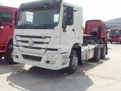 Vrachtwagen van de Aanhangwagen van de Vrachtwagen van de Tractor van de Primaire krachtbron van Sinotruk HOWO 6X4 290-420HP de Op zwaar werk berekende Hoofd Slepende
