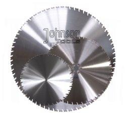 blad van de Zaag van de Muur van de Diamant van de Laser van 6001500mm het Scherpe voor Concrete Muur