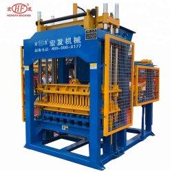 máquina para fabricação de tijolos automática lancis de máquina de tijolos de intertravamento da Máquina