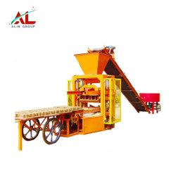 Alin Qtj4-30b الإسمنت سهل التشغيل كتلة الطوب يجعل سعر الماكينة