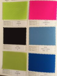 La Chine fournisseur crêpe bleu la lumière de la Duchesse de tissu satin antistatique pour Home-Use