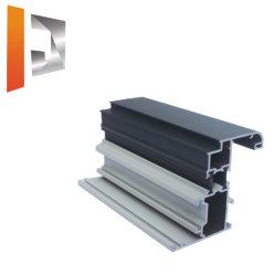 Dessins et modèles personnalisés de matériaux de construction en aluminium enduit de poudre d'Extrusion Profil en aluminium