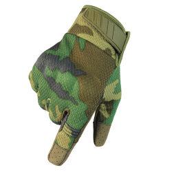 Schützende Schlag-beständige Winter-volle Finger-Armee-militärische taktische Handschuhe