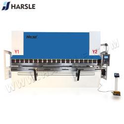 prensa de doblado CNC hidráulica máquina de doblado