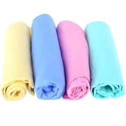 水世帯のクリーニングのための吸収性の環境に優しいPVAスポンジのセーム皮タオル