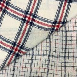 100% de fios de Rayon tecido tingidos para as mulheres o desgaste do 40s*40s tecido