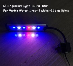 Аквариум светодиодный индикатор зажима для растений растут Clip - по вопросам освещения 10W
