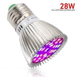 E27/E14/GU10 Full Spectrum casa pequeña par ilumina el LED