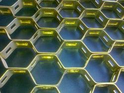 Haute qualité d'ancrage réfractaire métallique hexagonal