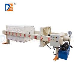 Mineralrückstand-Schlamm-Behandlung-Filterpresse-Maschine