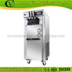 Máquinas de sorvete de tipo comercial