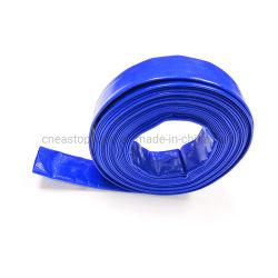 2 3 4 5 6 8 12 de 16 pulgadas de suave y flexible de PVC Layflat Mangueras de riego agrícola