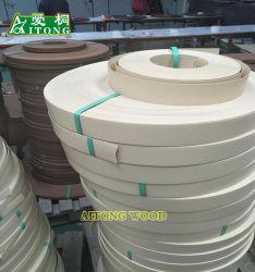 Verbinden van de Rand van pvc van het titanium het Witte voor Decoratie of Meubilair