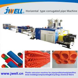 Jwell Plastic PVC|PE|PPR|المياه الغاز الإمداد الري الكهربائية جدار موج واحد الأنابيب|الكابلات|طرد الأنابيب|آلة الطرد|آلة صنع الطرد