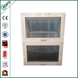 Verre teinté de vinyle Manivelle Windows dernières conceptions de la fenêtre