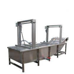 Verduras y Frutas Commericial Lavadora la máquina de mecanizado