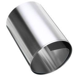 304 de Precisie die van de Rol van het roestvrij staal Strook met 8K Oppervlakte scheuren