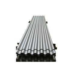 Prix de l'DX51d SGCC chaud fer de toiture en carton ondulé galvanisé de croisement