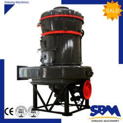 Materiais de construção de máquinas SBM Super Poupança de Energia Usina de moagem fina