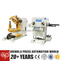 Feuille de la bobine de chargeur automatique avec la machine pour la presse ligne tailleuse