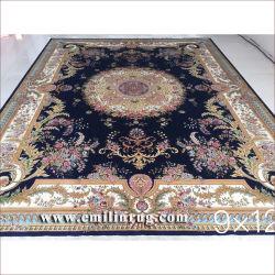 moquette di seta persiane Handmade orientali delle coperte di ampia area 9X12 per la camera da letto del salone