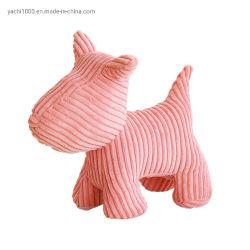 개 애완 동물 공장 연약한 장난감에 의하여 채워지는 장난감 견면 벨벳 개
