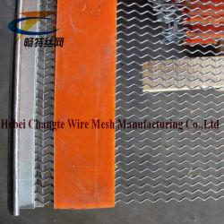 Sprung-Stahlbildschirm-Tuch, Hartstahl-Selbst-Sauberes Ineinander greifen
