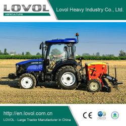 Van het Diesel van Lovol van Foton 50HP de Compacte Tractoren LandbouwWiel van het Landbouwbedrijf