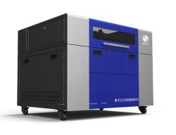 Reclametechnologie Digitaal afdrukken Acryl-tekens toont CO2-lasergravver