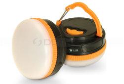 Das 3 LED-imprägniern bewegliche magnetische wandernde Fischen-Lampe 150lm im Freien nachladbare kampierende Handlampe der Zelt-Laterne-3W