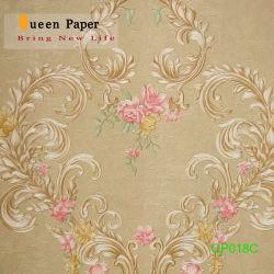 Nuova decorazione classica della camera da letto del documento/carta da parati di parete per materiale da costruzione