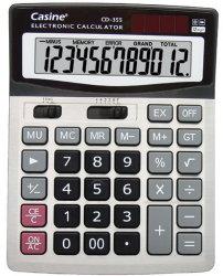 Calculadora de sobremesa de 12 dígitos