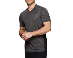 V-образный вырез горловины полиэстер МУЖСКИХ ФУТБОЛОК с термической возгонкой спортивная одежда трафаретная печать футболки