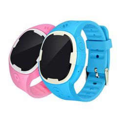GSM / GPRS / GPS Tracking Watch for Kids (GPT18)