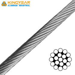 O fio de aço galvanizado revestido de zinco Strand Ehs permanecer Fio/Fio Terra/Guy Fio (GSW)