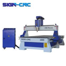 CNC van het Malen van de Gravure van 1300X2500mm 3D Houten Scherpe Router voor Acryl, Plastic, Houten, Polystyreen, het Schuim van het Polyurethaan