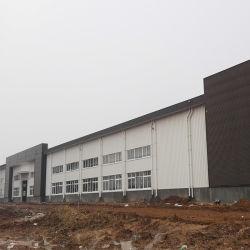 Structure en acier longue Span entrepôt avec Free Design Factory Direct Structure en acier