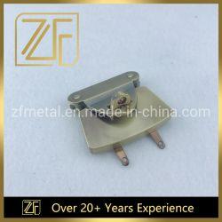 Les sacs de cuir métal Matériel de verrouillage de bagages Twist Lock sac à main pousser le verrou