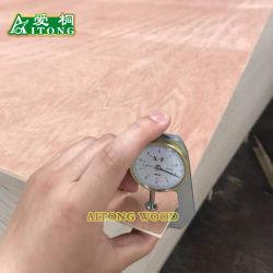 China proveedores Bintangor Lápiz Ceder// Okoume cara para los muebles de madera contrachapada comercial