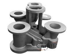 Carter de pompe de moulage de précision en acier moulé