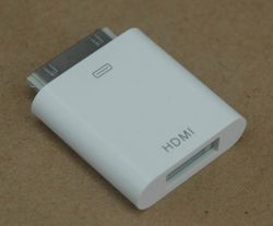 30 Pin штекер для женщин и HDMI кабель с адаптером для iPad