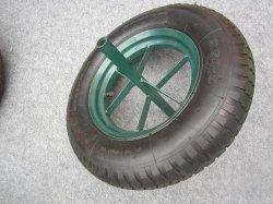 16inche Wiel van het Patroon van het handvat het Pneumatische Rubber, het Wiel van Lucht 4.00-8., Kruiwagen wheel4.80/4.00-8