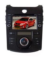 Touch Screen Car GPS Navigation for KIA New Forte/Koup/Shuma/Cerato (TS7528)