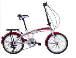 20'' новый тип складывания/Pocket/сложенных велосипед велосипед