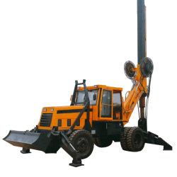 Martillo hidráulico montado en la excavadora