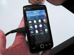 元のブランドによってロック解除されるBb 9860の携帯電話、携帯電話、スマートな電話、GSMの電話、携帯電話