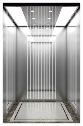 De Lift van de Passagier van het Roestvrij staal 1600kg van de Ets van de spiegel voor de Moderne Bouw