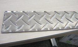Tisco 316 пластины из нержавеющей стали и нержавеющей стали клетчатого пластину (XM4-91)