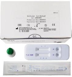 Испытательный комплект для быстрого обнаружения для инфекционных вирусов Antigen